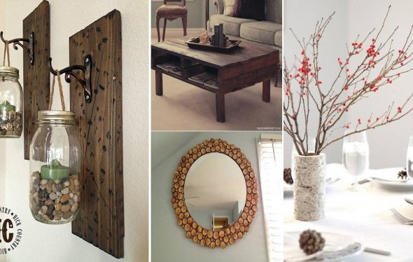 10 Beautiful Rustic Home Decor