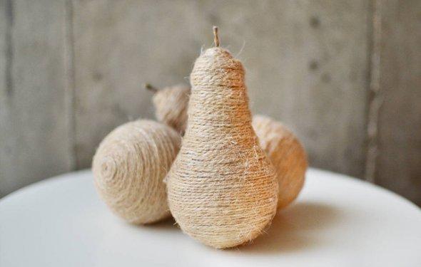 1 Twine Light Bulb Pears