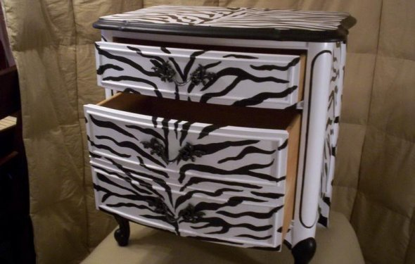 Animal Print Home Decor #8