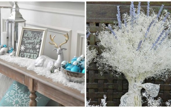 Winter Home Decor Inspiration