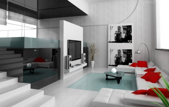 Color ideas modern decorations