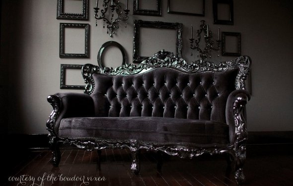 Beautiful Gothic Decor #14