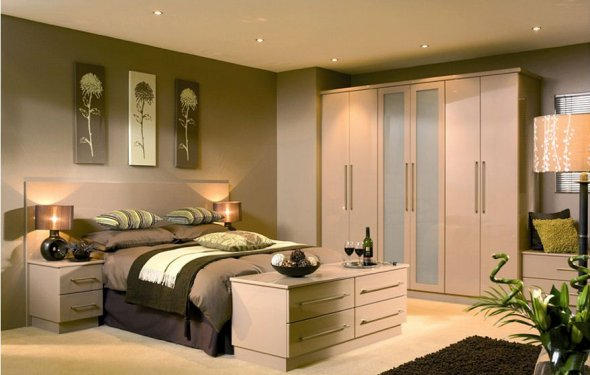 Bedrooms Interior Design Ideas
