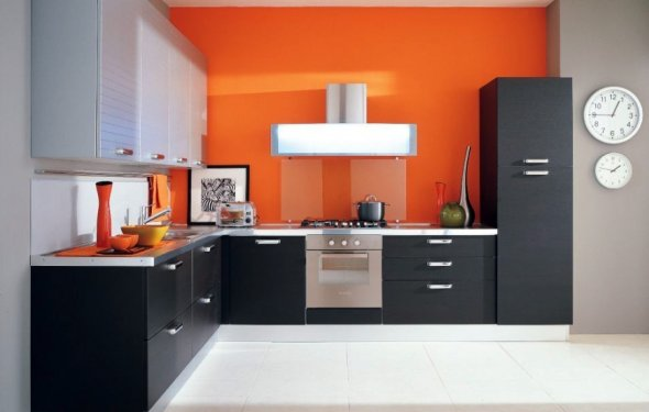 Kitchen interior design 86