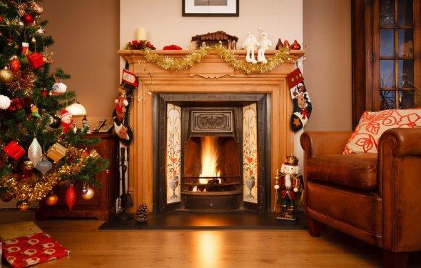 Christmas Chic: Decorating