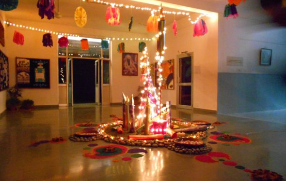 Cool Diwali Ations Home
