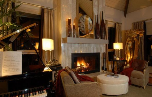 Magnificent Of Fireplace