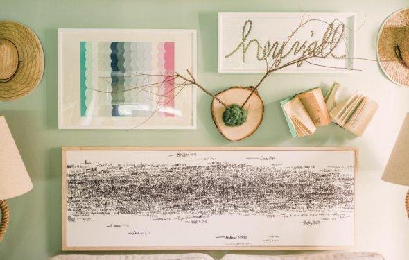 DIY Art Ideas | Interior