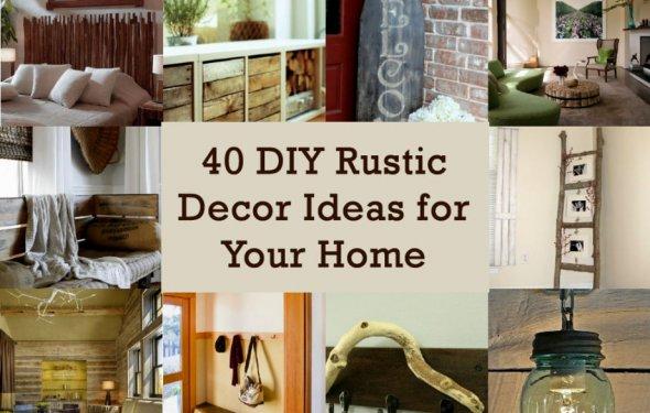 Diy home interior design ideas
