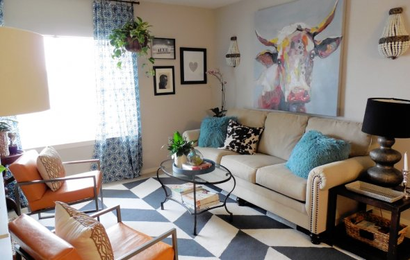Brilliant eclectic home decor