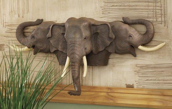 Elephant home decor elephants