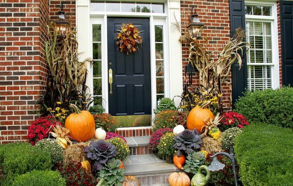 Beautiful Fall Decorations For