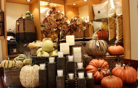 Find all your fall home decor