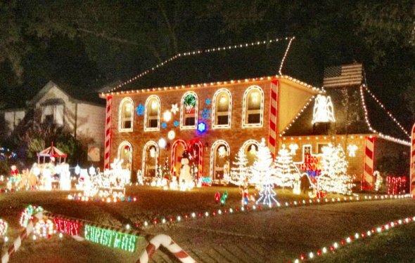 House Holiday Christmas