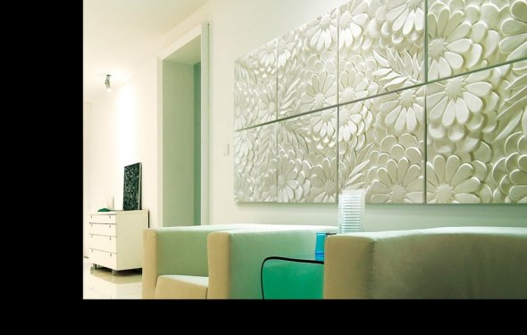 3D Decorative Wall Art Panels