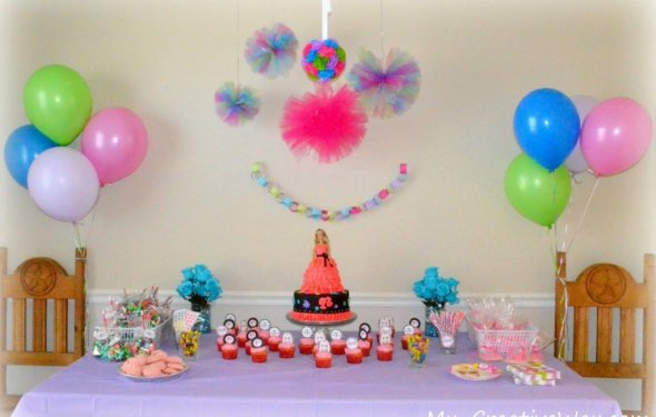 Appealing Birthday Decorations