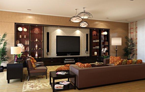 Home interior design ideas for
