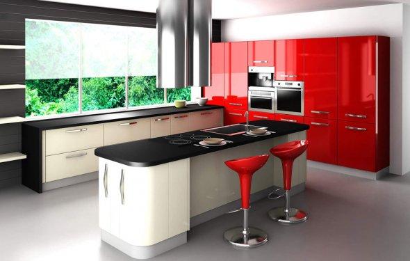 Home Interior Kitchen Design
