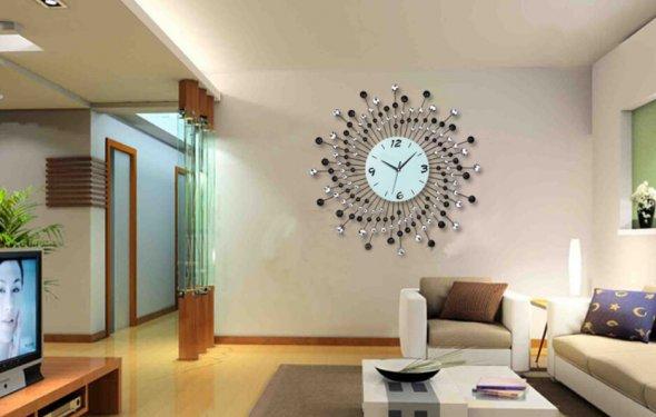 Large decorative metal wall