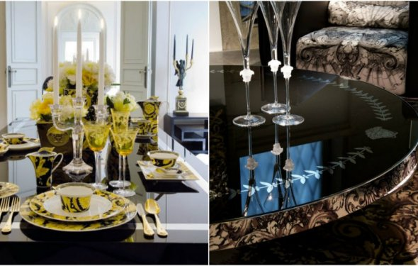 Versace Home Decor-dining