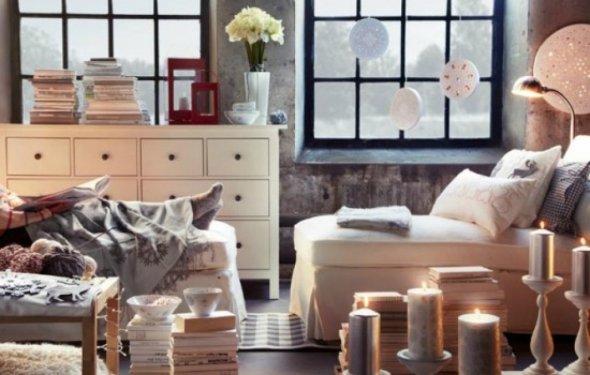 Ikea Home Interior Design For