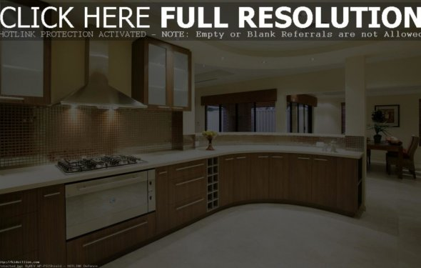 Incredible House Kitchen