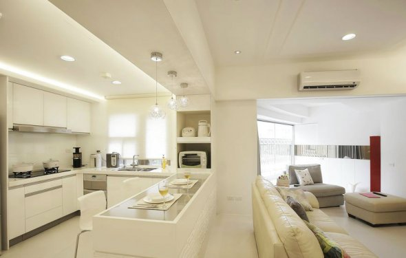 Interior design small living