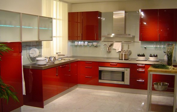 Latest Kitchen Interior Design
