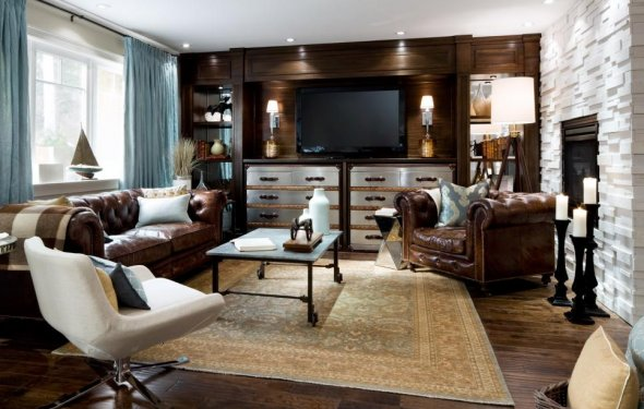 Top 12 Living Rooms by Candice