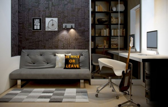 Home office design men39s home