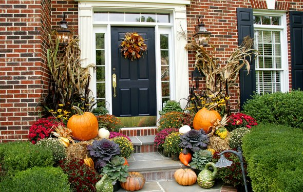 Outdoor Home Decor Ideas