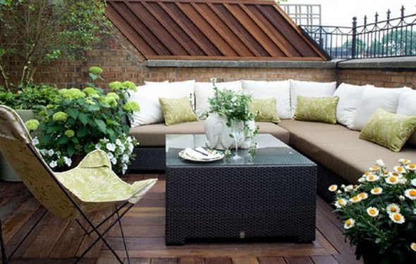 Outdoor Home Decor Ideas