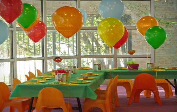 Kids Birthday Party Cool