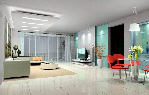 Popular interior designing