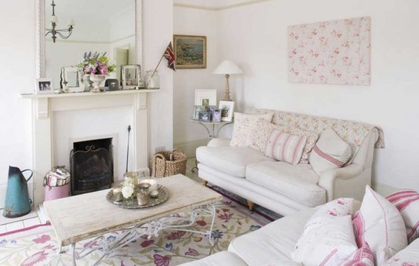 Shabby Chic Home Decor Ideas |