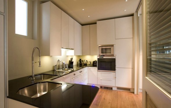 Simple Kitchen Design for