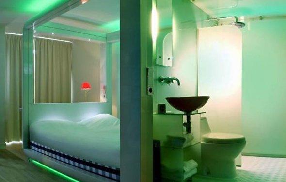 Bedroom interior design small