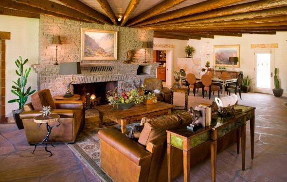 Southwestern Home Decor Image