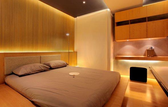 Sparkling Interior Bedroom