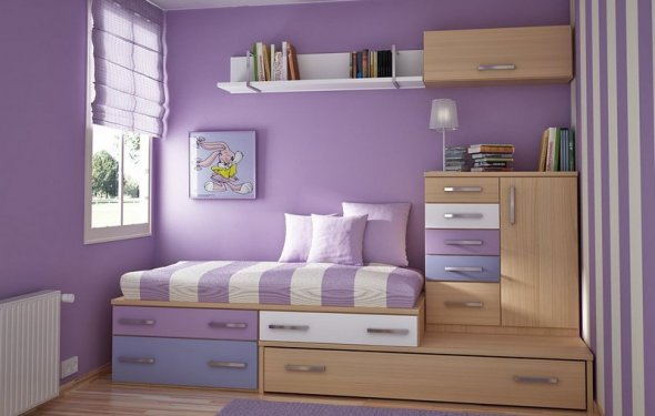 Small bedroom designs