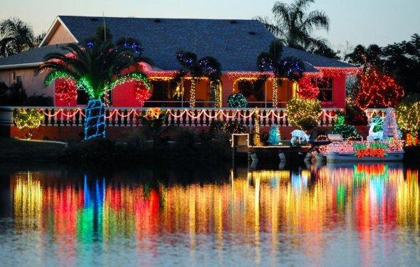 Stunning Outdoor Christmas