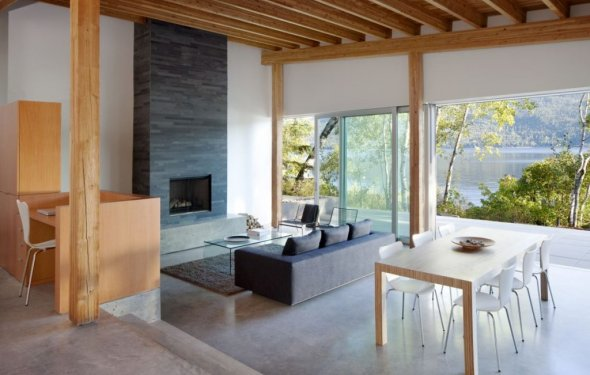 Tiny Home Interiors Room