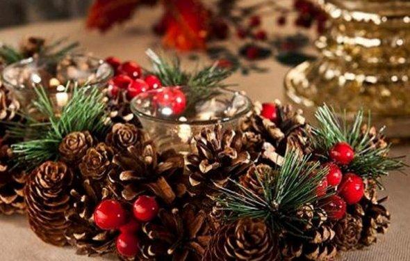 Traditional Home Christmas