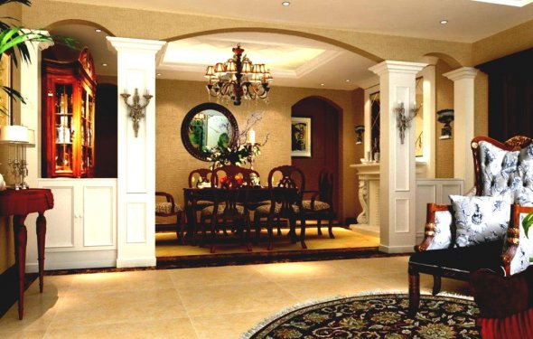 Traditional Home Interiors