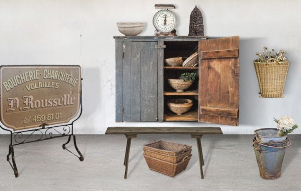 Vintage & Antique - Home Decor