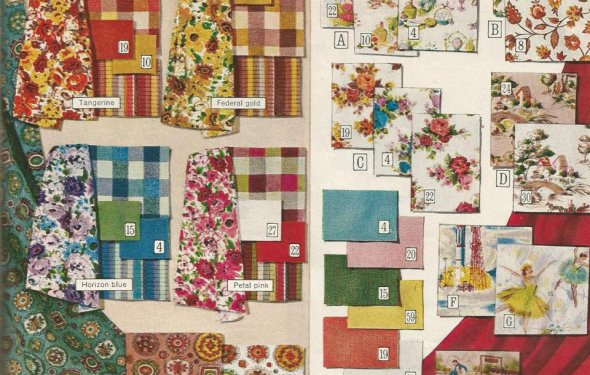 Home Decorating Fabrics a