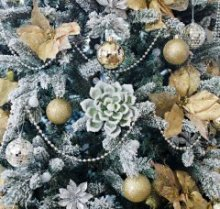 Decorating for xmas: include Depth with Layers and Textures