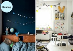 Decorating_Ideas_For_Kids_Rooms_Bunting_via_Design_Lovers_Blog