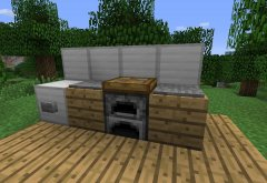 How to Make Furnishings in Minecraft