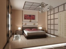 Japanese style bed design ideas Japanese bedroom interior